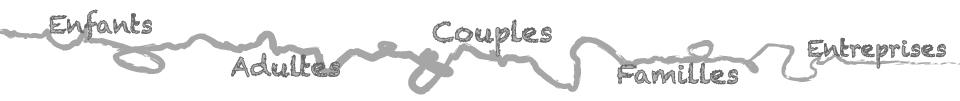 Enfants-Adultes-Couples-Familles-Entreprises